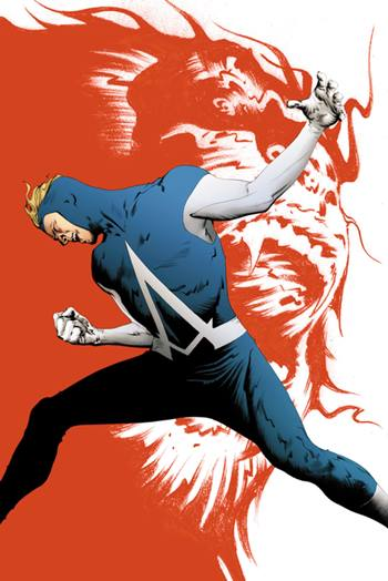 Animal Man es un superhéroe ecologista de DC Comics