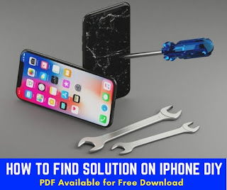 How To Find Solution on Iphone pdf download free
