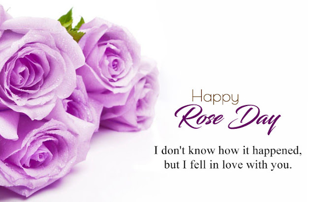 Happy rose day Wishes 2020