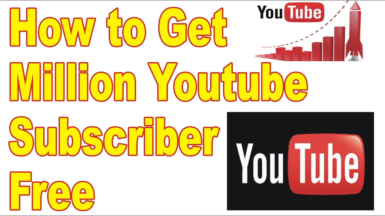 Get Youtube Subscriber For Free! Working [October 2020]