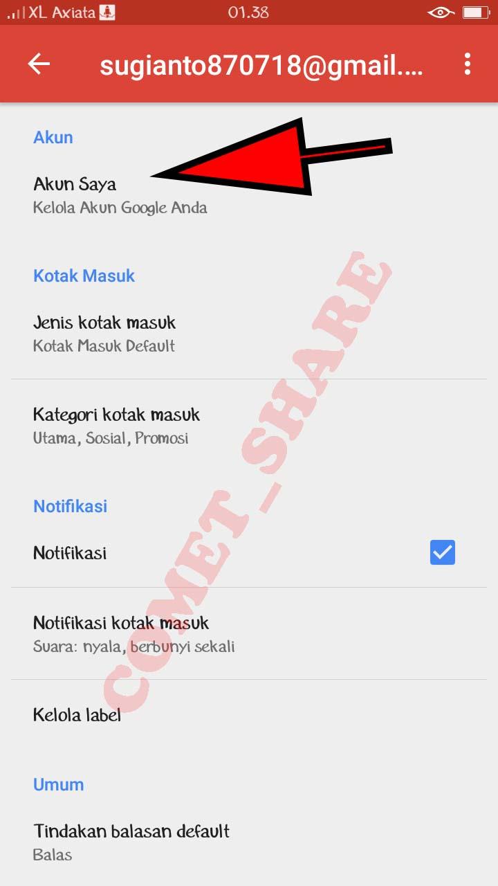 37+ Cara Mengubah Nama Akun Google paling mudah