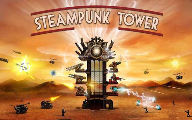 Steampunk Tower - Game Strategi Android Offline Terbaik.jpg