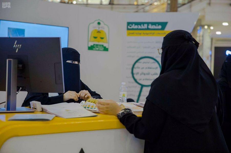 وظائف حكومية بشهادة الثانوية للنساء 1442