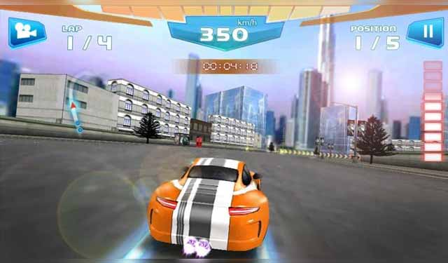 Fast Racing 3D Game Android Ringan HD
