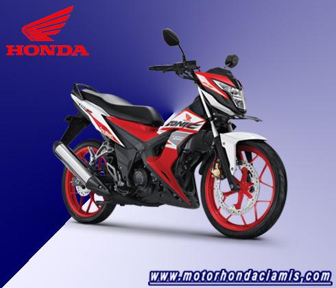 Mau Kredit Motor Honda Sonic Ciamis