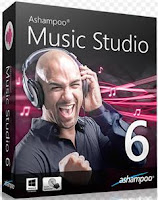 Ashampoo Music Studio 6.0.1.3 Full Version Terbaru