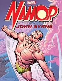 Namor Visionaries: John Byrne