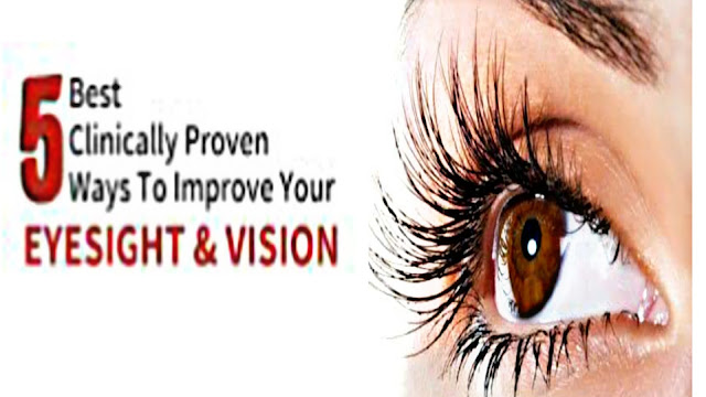 how to improve eyesight in a week  | Clinically Proven Ways to Improve Your Eyesight & Vision
