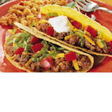 Easy Vegetarian Beef Taco