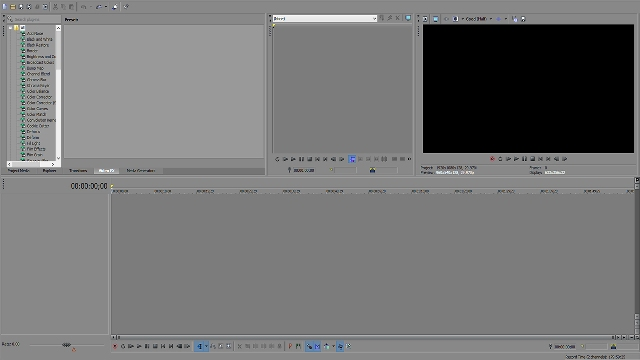 Download Sony Vegas Pro 13 Screenshots