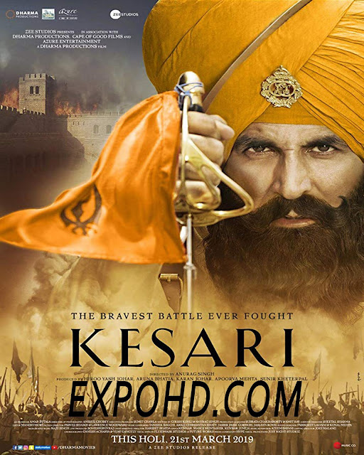 Kesari 2019 Download HD 1080p | HDRip x265 [Watch Now] G.Drive