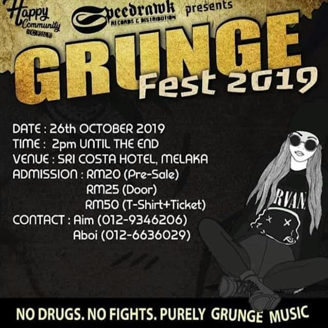 GRUNGE FEST 2019