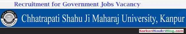 Government Jobs CSM University Kanpur