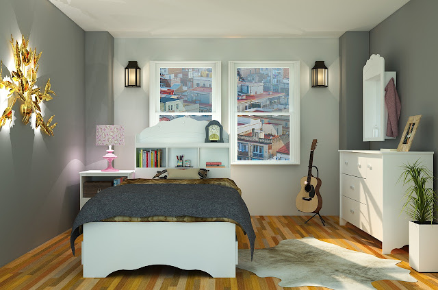 Bedroom Decoration and renovation