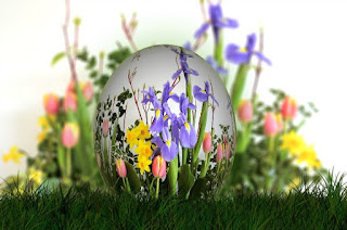 Some-Strange-Superstitions-That-Will-Make-You-Smile-Fingers-Crossed-image-of-an-easter-egg-and-flowers
