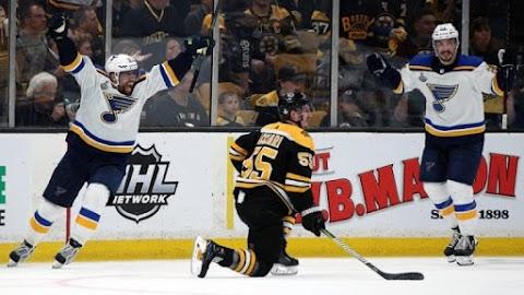 NHL: a St. Louis került közelebb a végső győzelemhez