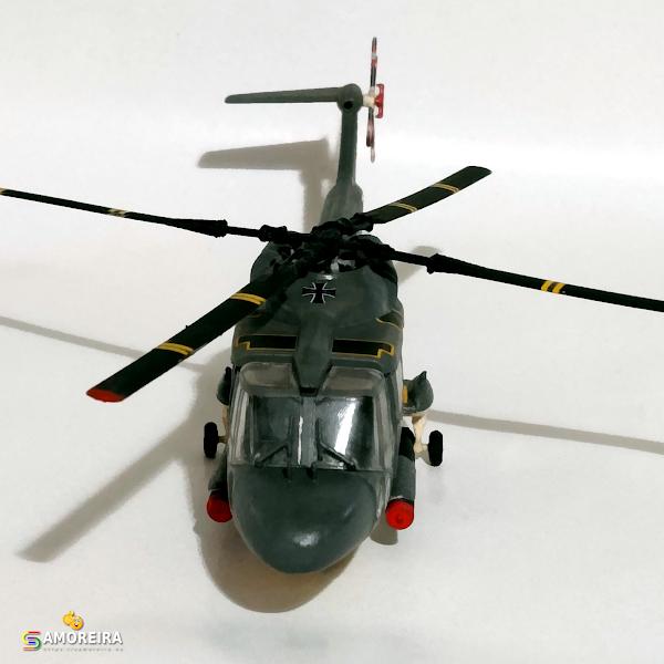 Helicóptero (ASW) - Westand Lynx Mk.88