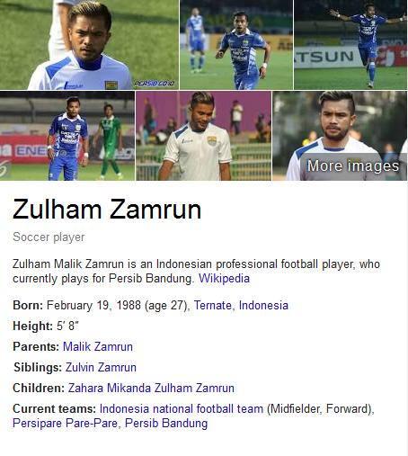 Zulham Zamrun Profil Biografi Pemain Sepak Bola Dunia