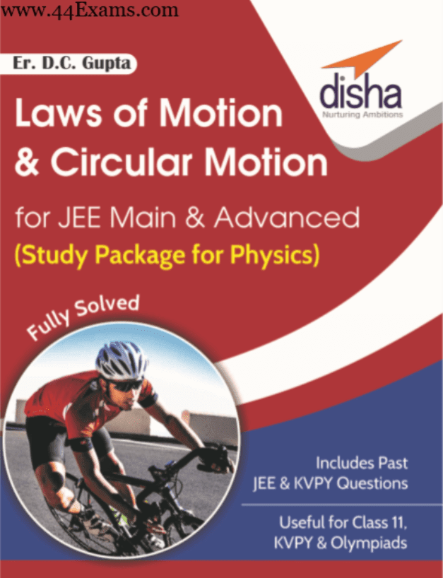Laws-of-Motion-and-Circular-Motion-by-Disha-Publication-For-JEE-Main-and-Advanced-Exam-PDF-Book