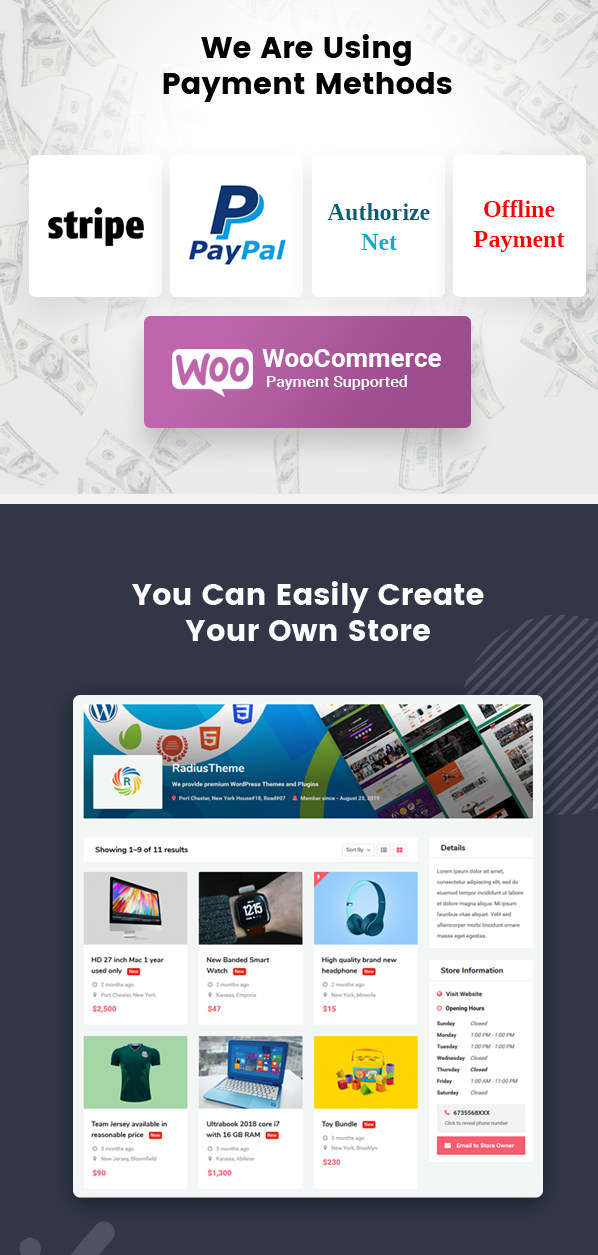 Classima  Classified Ads WordPress Theme