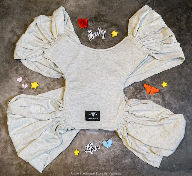 fascia elastica babywearing