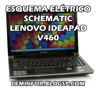 Esquema Elétrico Notebook Lenovo Ideapad V460 Schematic Notebook Lenovo Ideapad V460 Manual de servicio Notebook Lenovo Ideapad V460