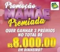 Promoção ACIC Cerejeiras Dia das Mães 2019 Mamãe Premiada Prêmios em Dinheiro