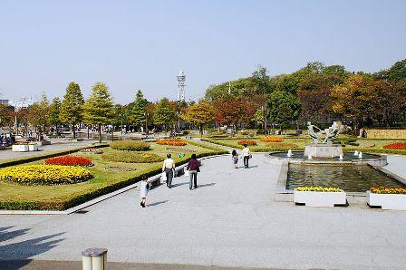 Tennoji Park, Osaka