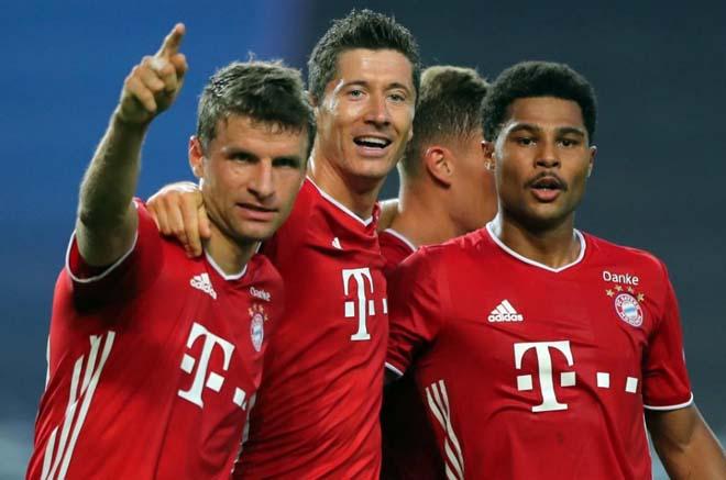 Video Lyon - Bayern Munich: Cú đúp ngôi sao, đỉnh cao chung kết 2