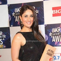 Kareena Kapoor at Big Awards