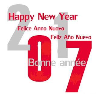 Messages Bonne Année 2017