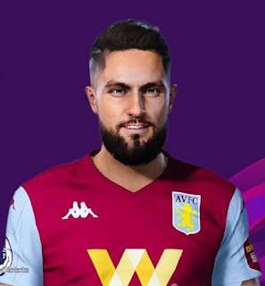 PES 2020 Faces Henri Lansbury by Rachmad ABs