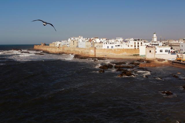 Vistas de Essaouira