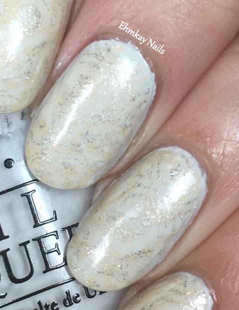 ehmkay nails bone china nail art