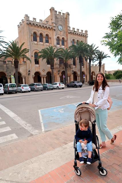 ciutadella Menorca a golpe de objetivo