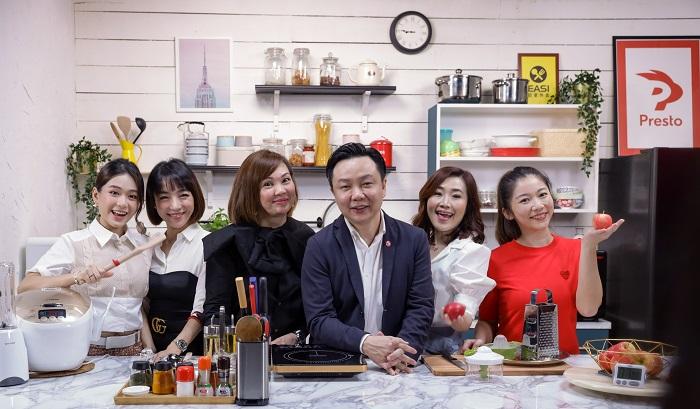 Phoebe's Rush Hour 菲常食客-Watch How Malaysian Celebrities Cook