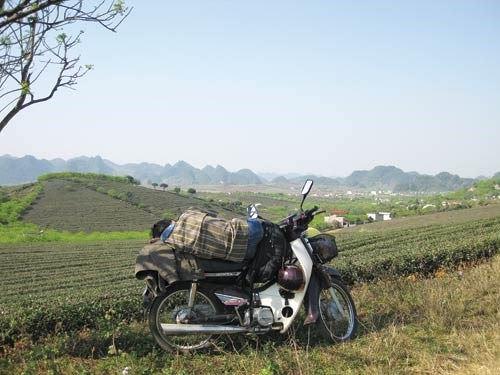 Hướng dẫn chọn kiểu xe máy để đi phượt