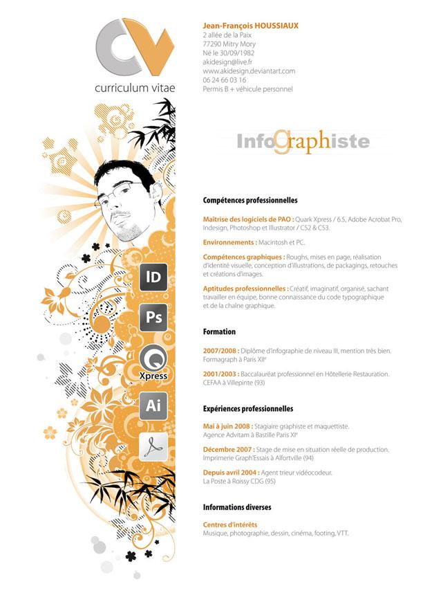 Cruickshank Designs: Critical Look at Graphic Design Resumes