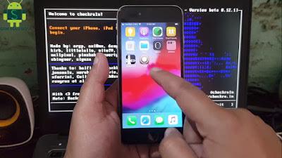 iOS12.5 Jailbreak Apple Device on Windows Pc
