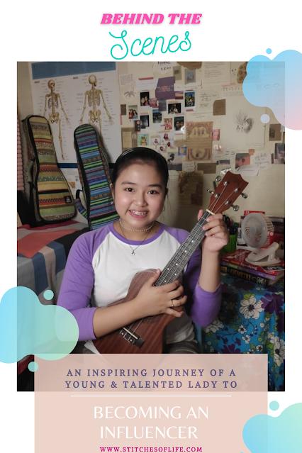 Cheska As A Musician and Homeschooler