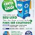 Prefeitura de Ibicaraí alerta população sobre horário da coleta de lixo