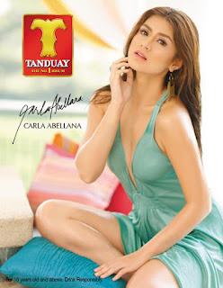 carla abellana tanduay bikini calendar pics 03
