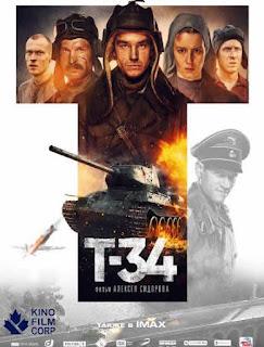 مشاهدة فيلم T-34 2018 مترجم