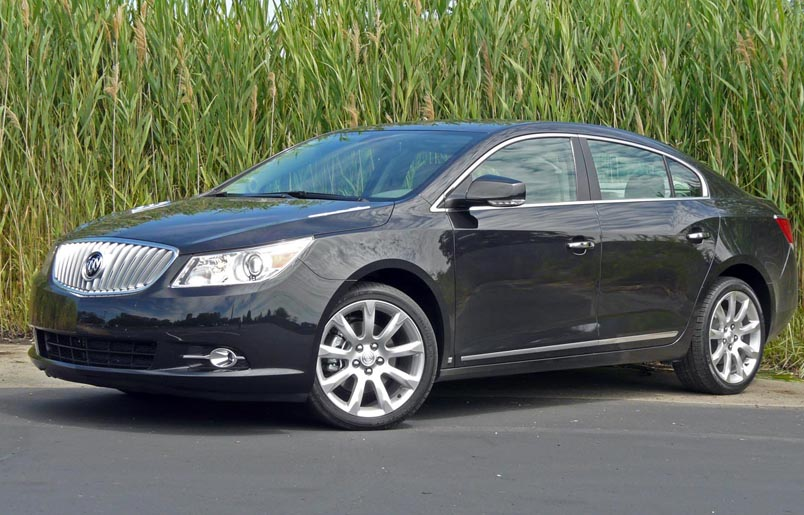 New Cars Design 2010 Buick Lacrosse