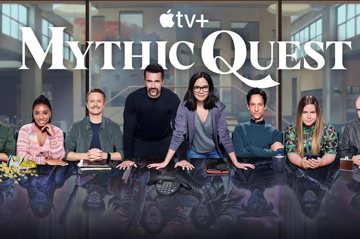 Apple TV+ Original Mythic Quest Season 2 Gets A Release Date