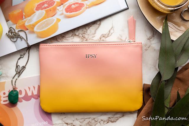ipsy Glam Bag May 2020 наполнение и отзыв