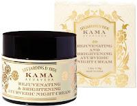 Best Herbal Night Cream for Oily Acne Prone Skin