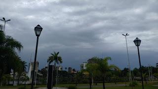 Inmet alerta para perigo potencial por chuvas em toda a Paraíba