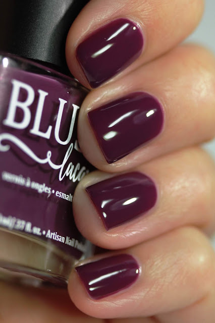 BLUSH Lacquers Sundown swatch by Streets Ahead Style