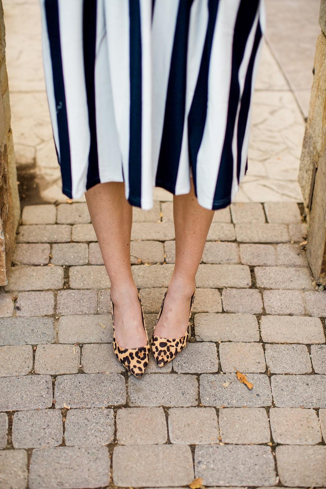 Leopard Heels, Mixing Prints, Leopard Print